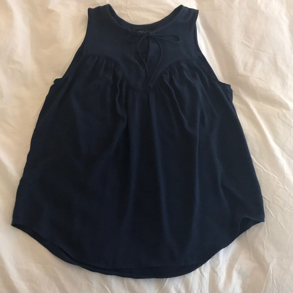 GAP Tops - GAP Navy Sleeveless Top - M
